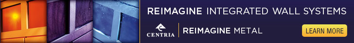 Centria, Reimagine Metal.