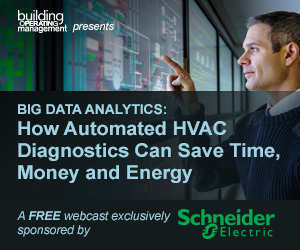 How Automated HVAC Diagnostics Can Save Time, Money and Energy