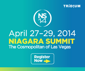 Niagra Summit. Register Now.