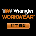 Wrangler Workwear, Shop Now >