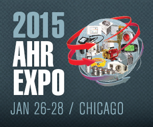 AHR Expo Jan 26-28 2015 | Chicago
