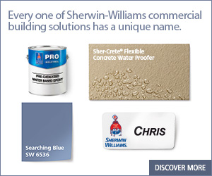 Sherwin Williams - Learn More >