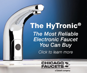 The HyTronic(R), The Most Reliable Electronic Faucet You Can Buy. Click to learn more... Chicago Faucets >>>