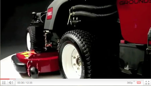 Toro - Click here to view the video!