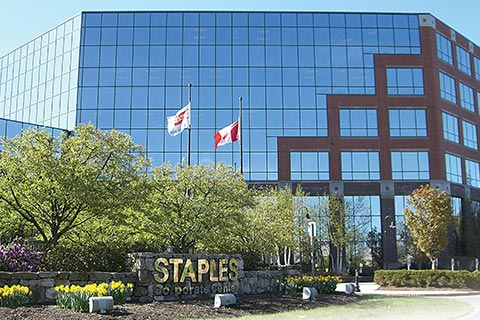 Staples Buys into LED Lighting