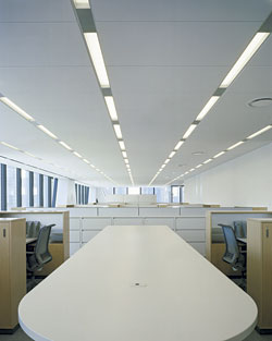 Integrated Ceiling System: USG Corp.