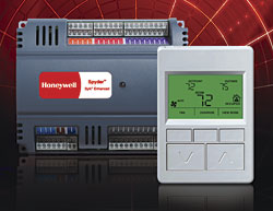 Spyder Sylk Enhanced Controller: Honeywell Environmental Combustion and Controls
