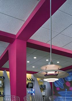 Frost ClimaPlus Ceiling Panels: USG Corp