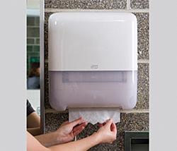 Hand Towel Dispenser: SCA Tissue North America