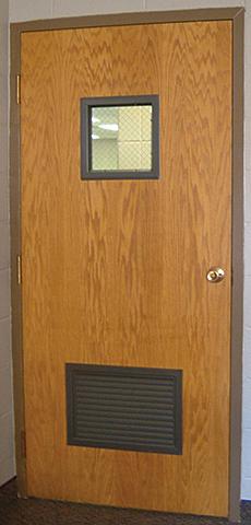 Facilities Management Doors Amp Hardware Fire Door Window