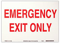 Safety Signs: Brady Corp.