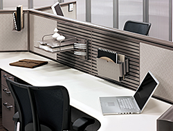 Office Panel System: Kimball Office