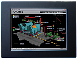Touch Screen: Reliable Controls Corp.