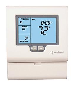 Wireless Building Automation System: Autani