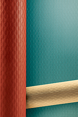 Low-Voc Wallcovering: Versa Wallcovering