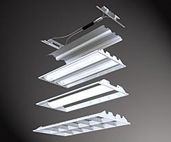 Facilities Management Lighting Fluorescent Fixture
