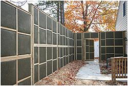 Facilities management windows exterior walls noise - Exterior noise barrier materials ...