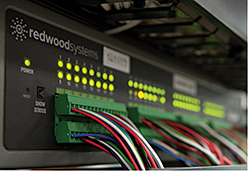 Lighting Controls: Redwood Systems