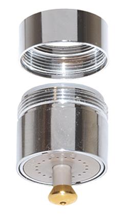 Metering Aerator: Encore Premium Plumbing