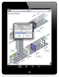Building Management App: Siemens Industry Inc.