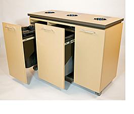 Recycling Cabinet: Versteel
