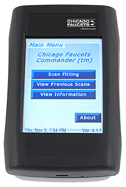 Faucet Programmer: The Chicago Faucet Co.