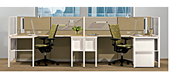 Systems Furniture: Allsteel Inc.
