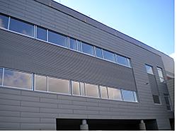 Facilities Management Windows & Exterior Walls: Metal Wall Panel ...