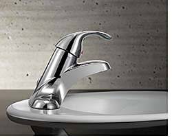 Faucet: Moen Inc.