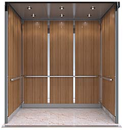 Facilities Management Elevators Elevator Cab Finishes
