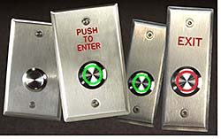 Push Button Switch: Dortronics Systems Inc.