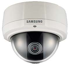 Analog Surveillance Camera: Samsung Techwin America