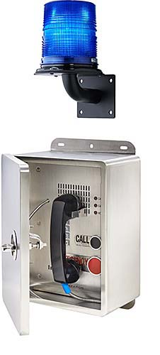 Call Box: Talk-A-Phone Co.