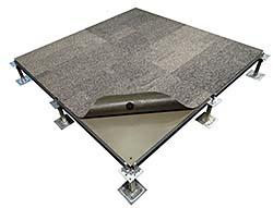 Carpet Tile: Tate Access Floors Inc.