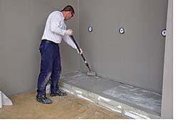 Liquid-Membrane Waterproofing: Kemper System America Inc.