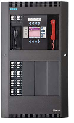 Control Panel: Siemens Industry Inc.