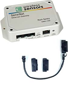 Gateway: Wireless Sensors (SensiNet)
