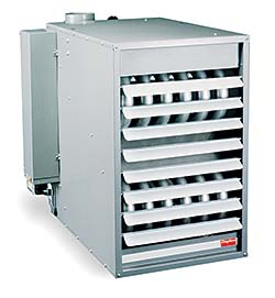 Gas Unit Heater: Dayton Exclusively from Grainger