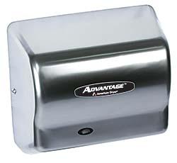 Hand Dryer: American Dryer Inc.