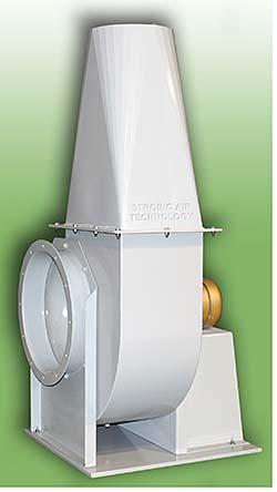 Exhaust Fan: Strobic Air Corp.