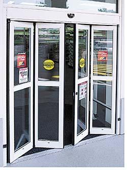 Bifolding Door: Stanley Access Technologies