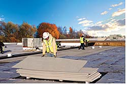 Roof Board: National Gypsum Products