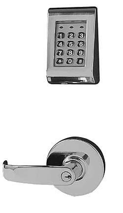 Keypad Lock: SARGENT ASSA ABLOY DSS