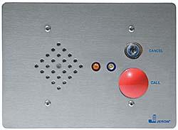 Intercom System: Silent Knight by Honeywell