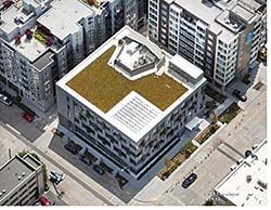 Vegetative Roof: Firestone Building Products Co.