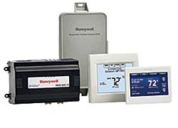 Building Automation System: Honeywell Building Controls