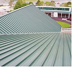 Metal Roof: Tremco Inc.