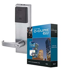 Wireless Lock: STANLEY - Software House from Tyco Security Products