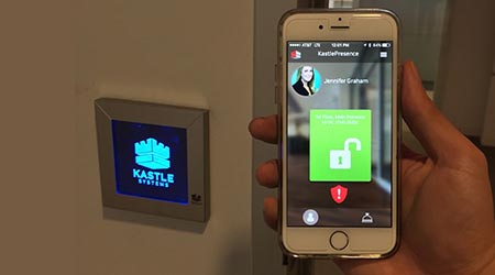 Location Aware IoT System Makes Access Seamless: Kastle