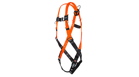Fall Protection Harness Offers Adjustability and Comfort: Honeywell Miller